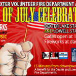 Dexter Lake State Park Lowell State State Park Independence Day Celebration | EDN